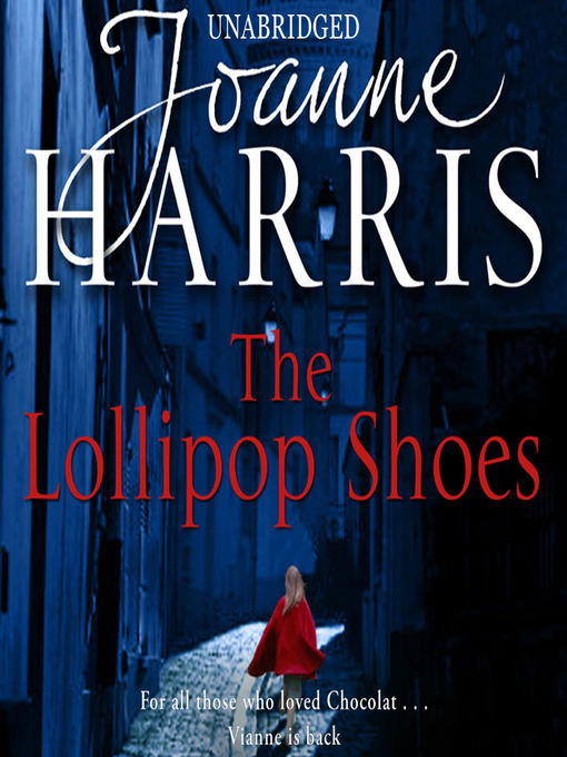 Cover of The Lollipop Shoes