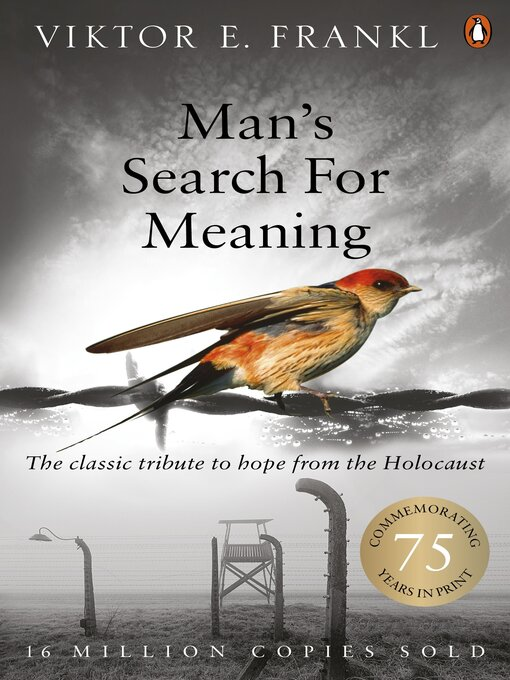 Title details for Man's Search for Meaning by Viktor E Frankl - Wait list
