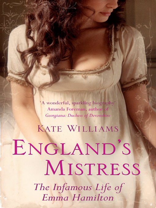 Title details for England's Mistress by Kate Williams - Available