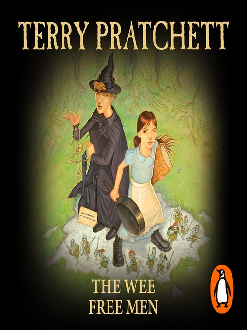 Title details for The Wee Free Men by Paul Kidby - Wait list