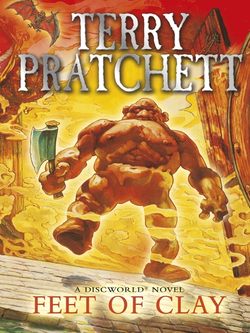 Title details for Feet of Clay by Terry Pratchett - Available