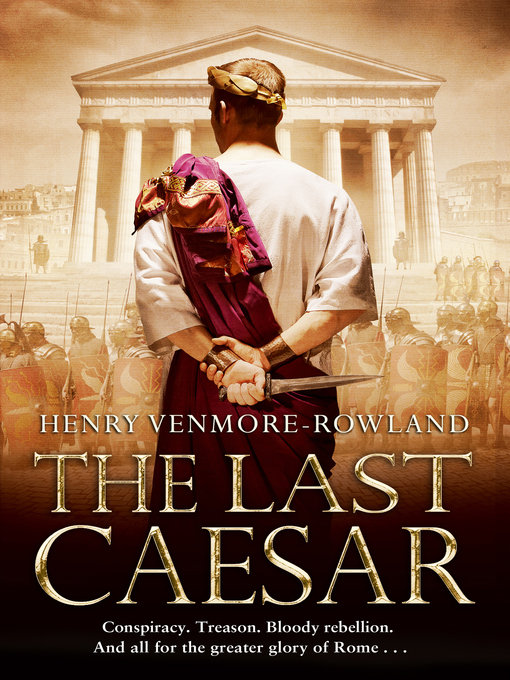 Cover of The Last Caesar
