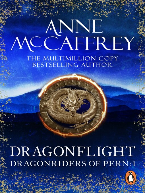 Title details for Dragonflight by Anne McCaffrey - Wait list