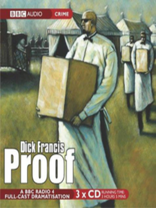 Title details for Proof by Dick Francis - Available