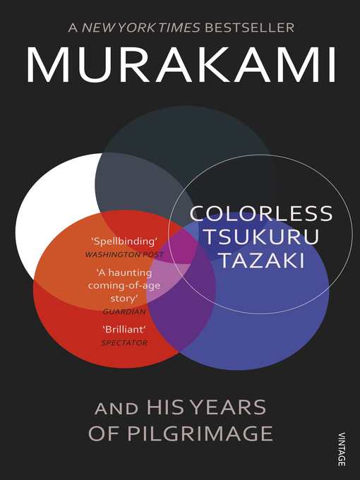 Title details for Colorless Tsukuru Tazaki and His Years of Pilgrimage by Philip Gabriel - Available