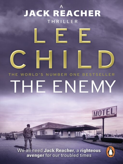 Title details for The Enemy by Lee Child - Wait list