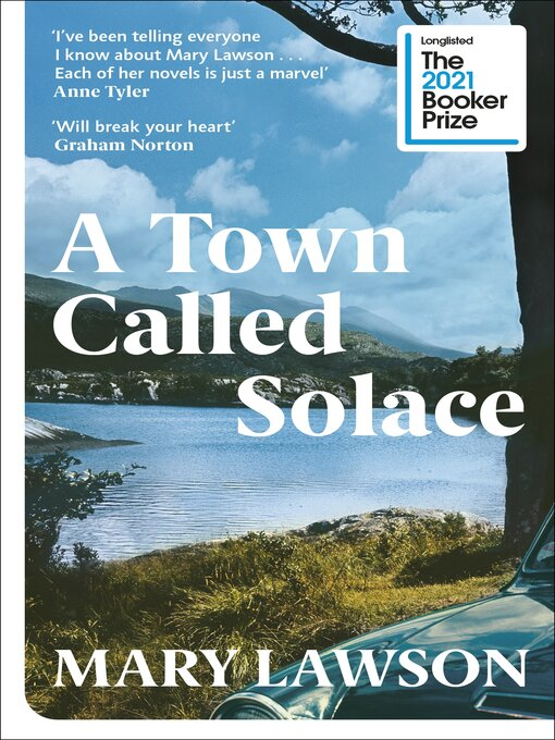 Title details for A Town Called Solace by Mary Lawson - Wait list