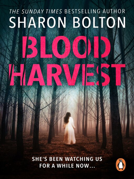 Title details for Blood Harvest by Sharon Bolton - Available