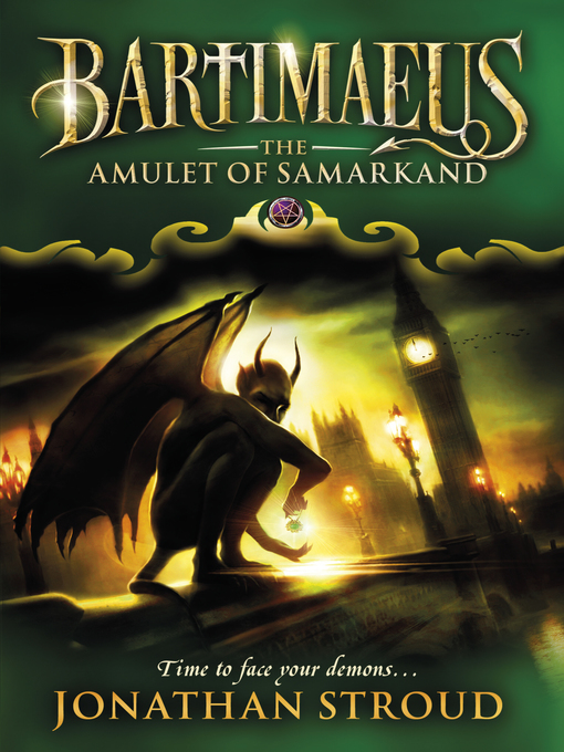 Title details for The Amulet of Samarkand by Jonathan Stroud - Wait list