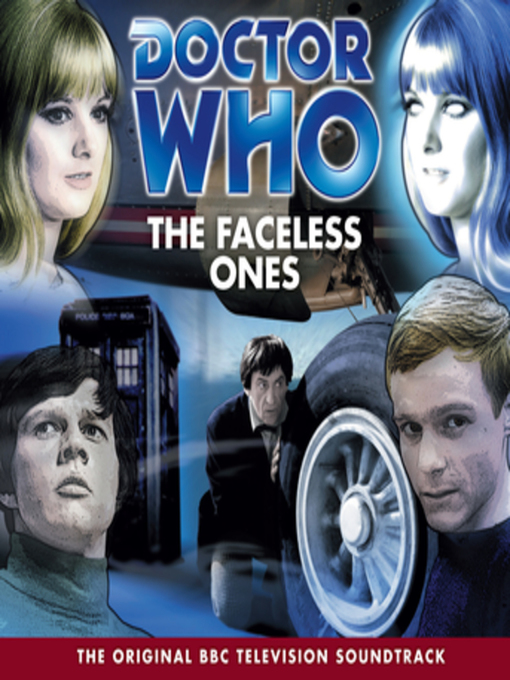 Doctor Who The Faceless Ones Tv Soundtrack Listening Books
