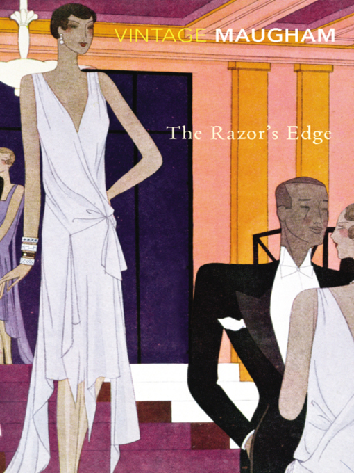 Title details for The Razor's Edge by W. Somerset Maugham - Wait list