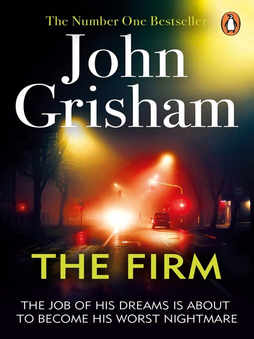 Title details for The Firm by John Grisham - Wait list