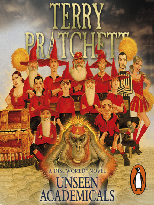 Title details for Unseen Academicals by Terry Pratchett - Available