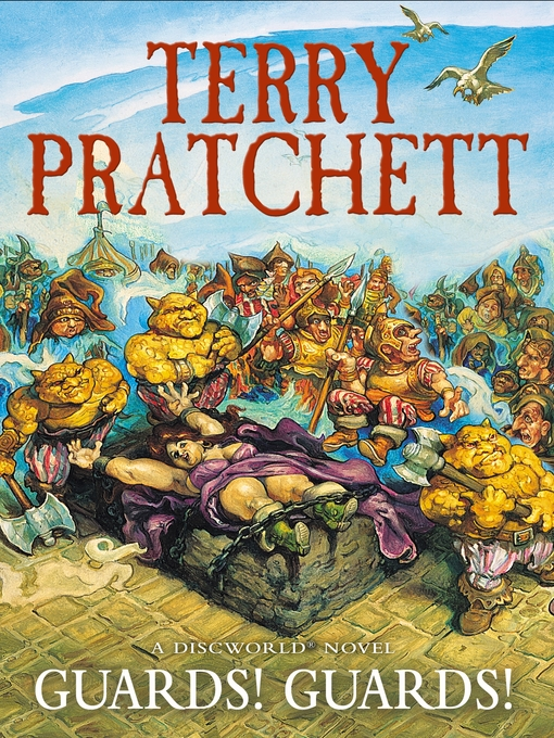 Title details for Guards! Guards! by Terry Pratchett - Available
