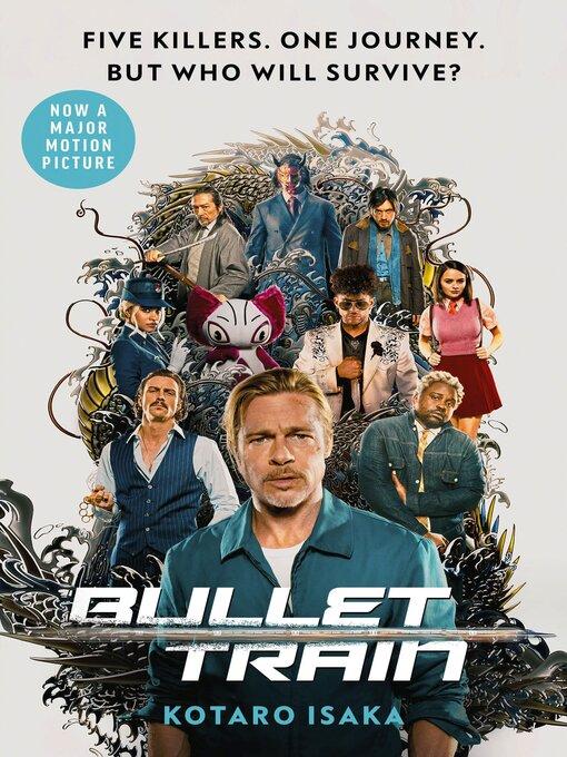 Title details for Bullet Train by Kotaro Isaka - Wait list