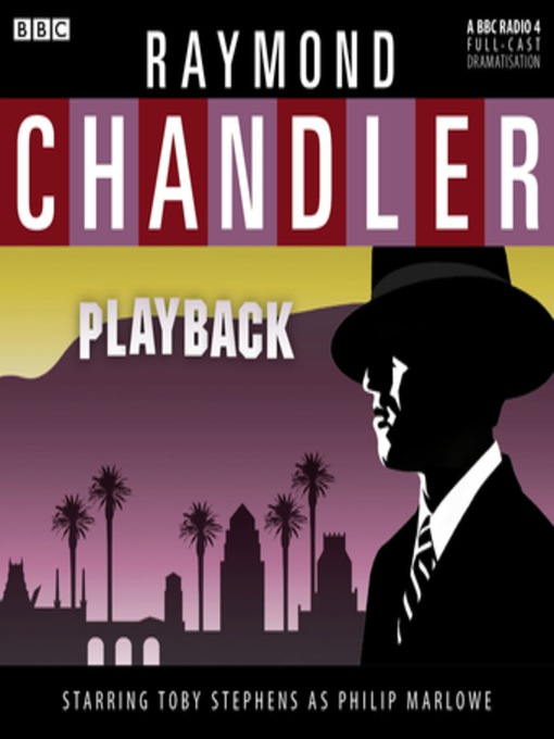 Title details for Playback by Raymond Chandler - Available