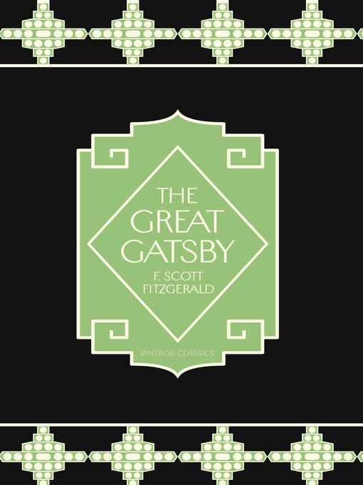 Title details for The Great Gatsby by F Scott Fitzgerald - Available