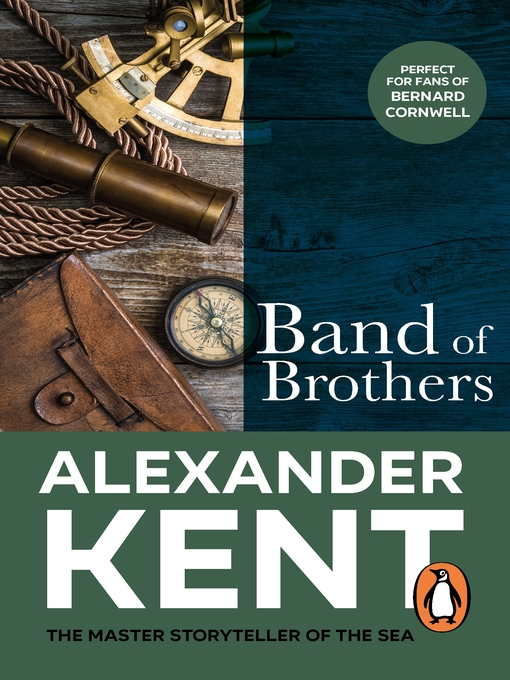 Title details for Band of Brothers by Alexander Kent - Available