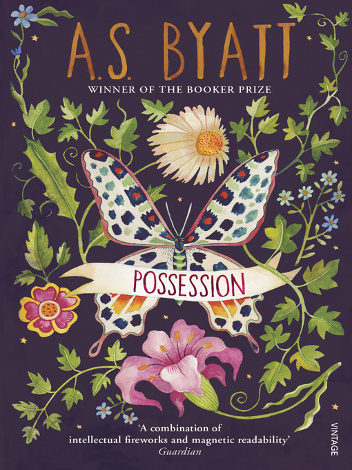 Title details for Possession by A S Byatt - Available