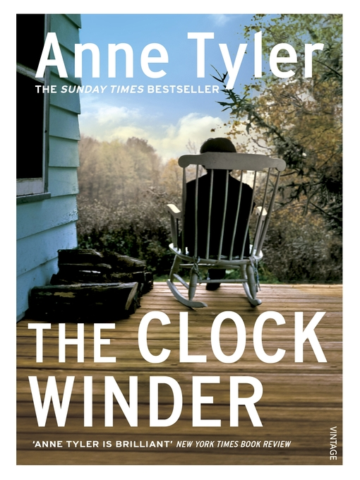 a report on the book the clock winder by anne tyler The clock winder by tyler, anne (1991) paperback: books - amazonca amazonca try prime books go search en hello sign clock winder (1st ballantine.