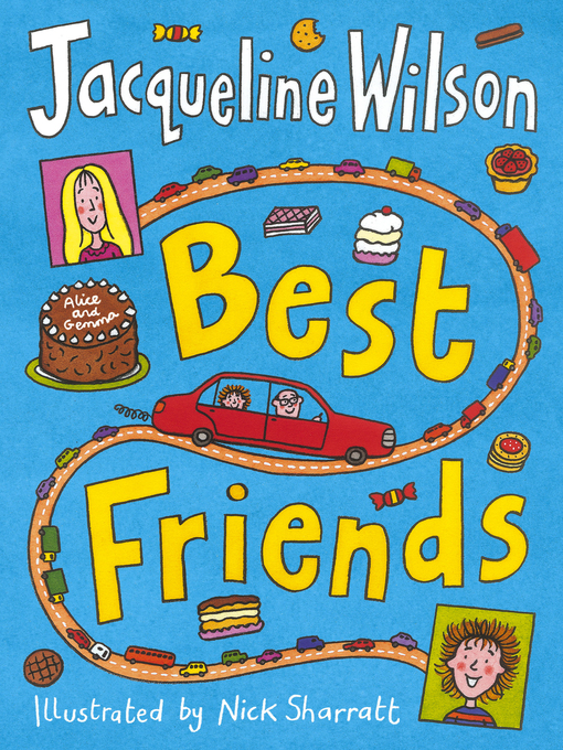 Title details for Best Friends by Jacqueline Wilson - Available