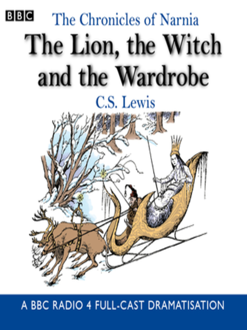 The Lion The Witch And The Wardrobe Listening Books