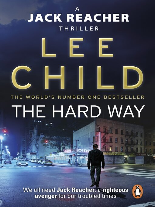 Title details for The Hard Way by Lee Child - Wait list