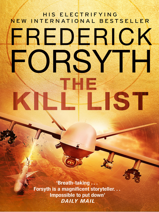 The Kill List - Torbay Libraries - OverDrive