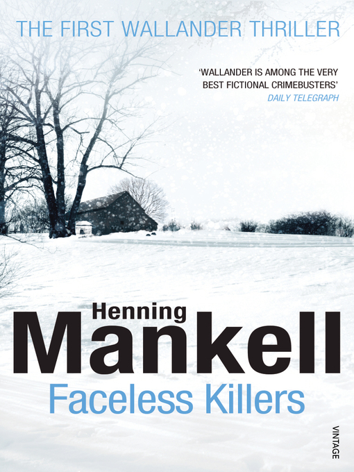 Title details for Faceless Killers by Henning Mankell - Wait list