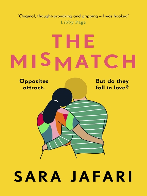 Title details for The Mismatch by Sara Jafari - Available