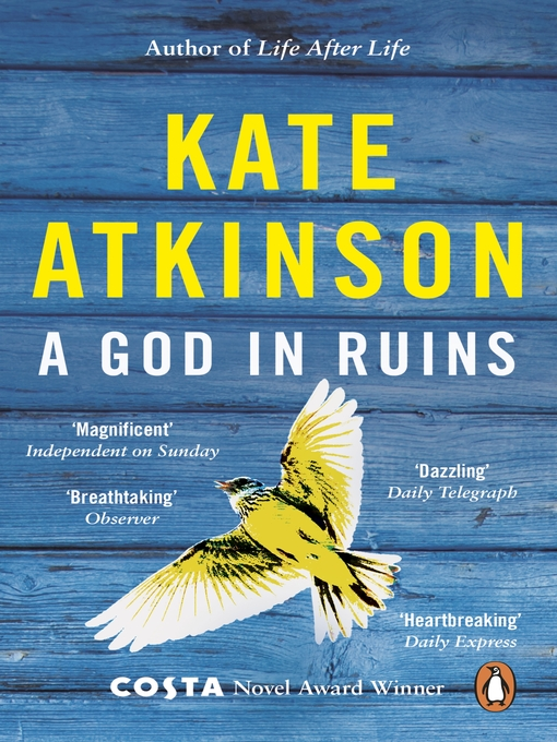 Title details for A God in Ruins by Kate Atkinson - Available