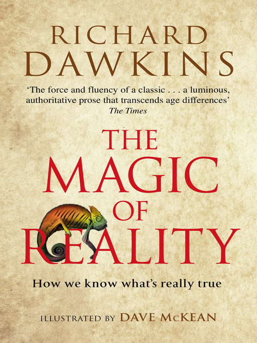 Title details for The Magic of Reality by Richard Dawkins - Wait list