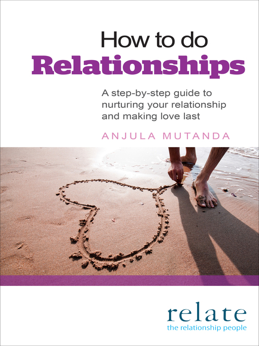 Title details for How to Do Relationships by Anjula Mutanda - Wait list