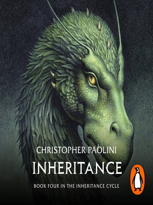 Title details for Inheritance by Christopher Paolini - Wait list