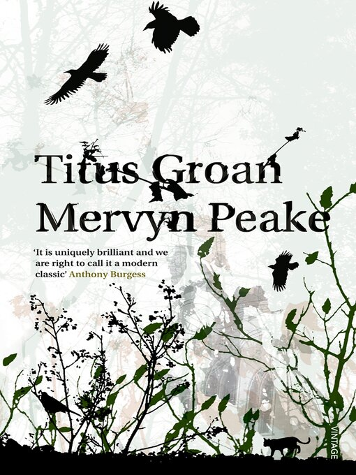 Title details for Titus Groan by Mervyn Peake - Available