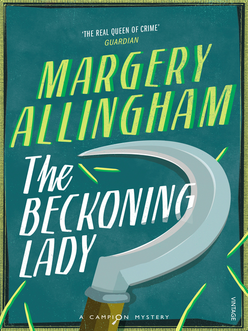 Title details for The Beckoning Lady by Margery Allingham - Wait list