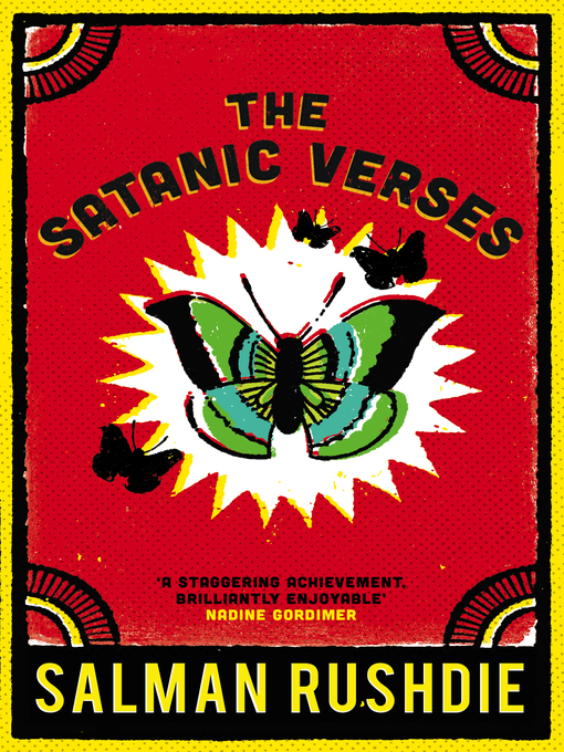 Title details for The Satanic Verses by Salman Rushdie - Available