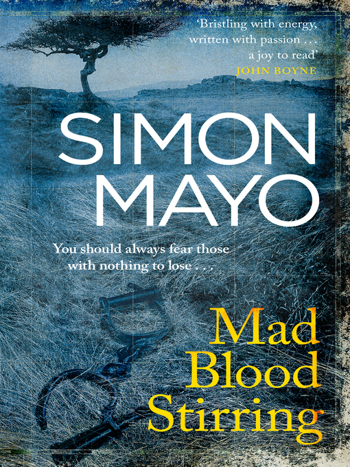 Title details for Mad Blood Stirring by Simon Mayo - Available