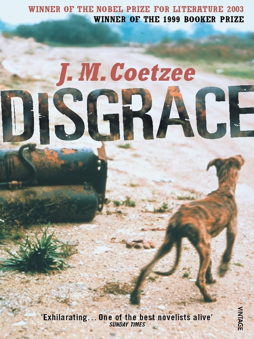 Title details for Disgrace by J.M. Coetzee - Available