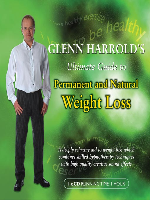 Title details for Glenn Harrold's Ultimate Guide to Permanent and Natural Weight Loss by Glenn Harrold - Wait list