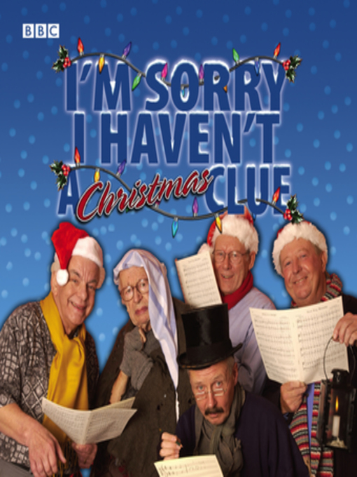title details for i m sorry i haven t a christmas clue by barry