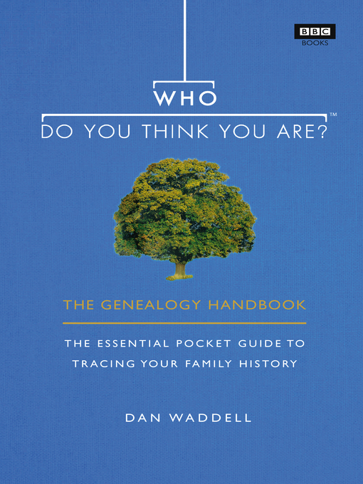Title details for Who Do You Think You Are? by Dan Waddell - Wait list