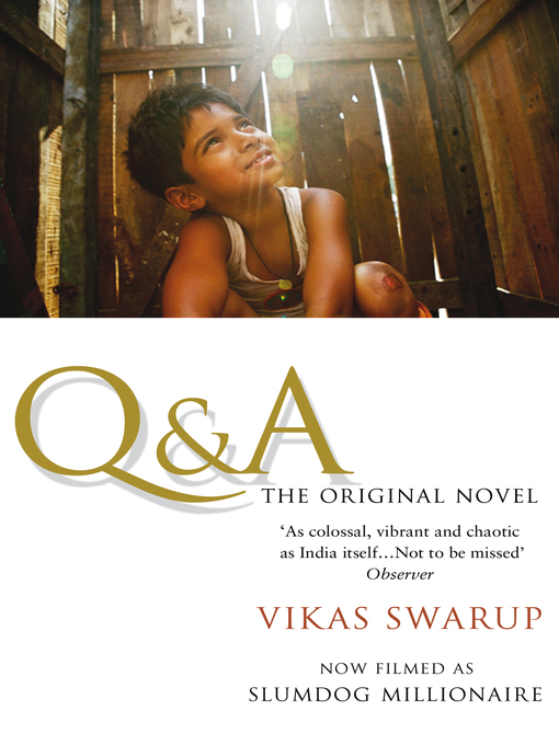 Title details for Q &  A by Vikas Swarup - Available