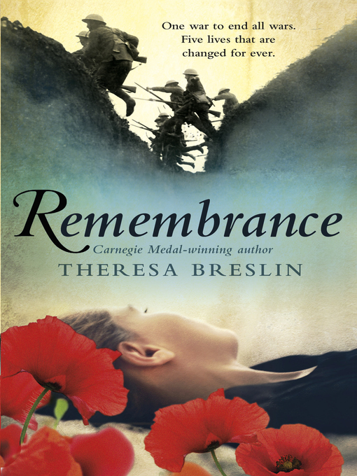 Title details for Remembrance by Theresa Breslin - Available