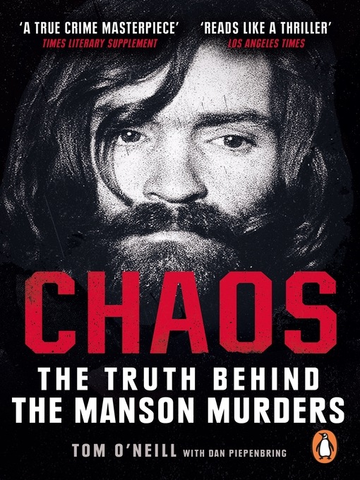 Title details for Chaos by Tom O'Neill - Available