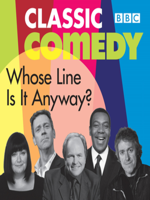 whose line is it anyway schedule