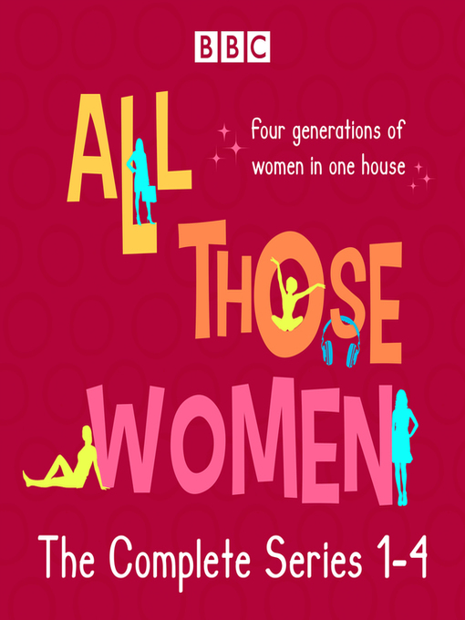 Title details for All Those Women, The Complete Series 1-4 by Katherine Jakeways - Wait list