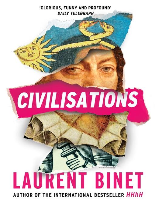Title details for Civilisations by Laurent Binet - Wait list