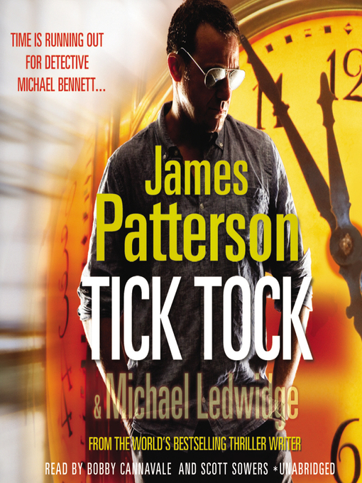 Title details for Tick Tock by James Patterson - Available
