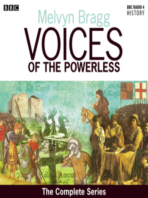 Cover of Voices of the Powerless